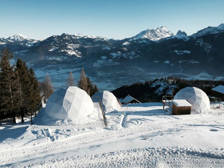 Des escapades en Suisse romande