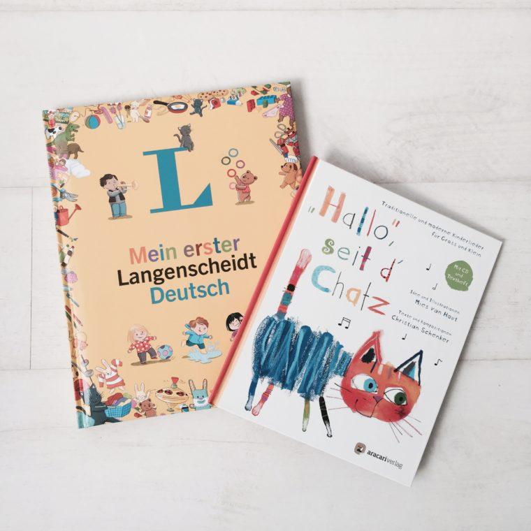 J'élève des enfants bilingues
