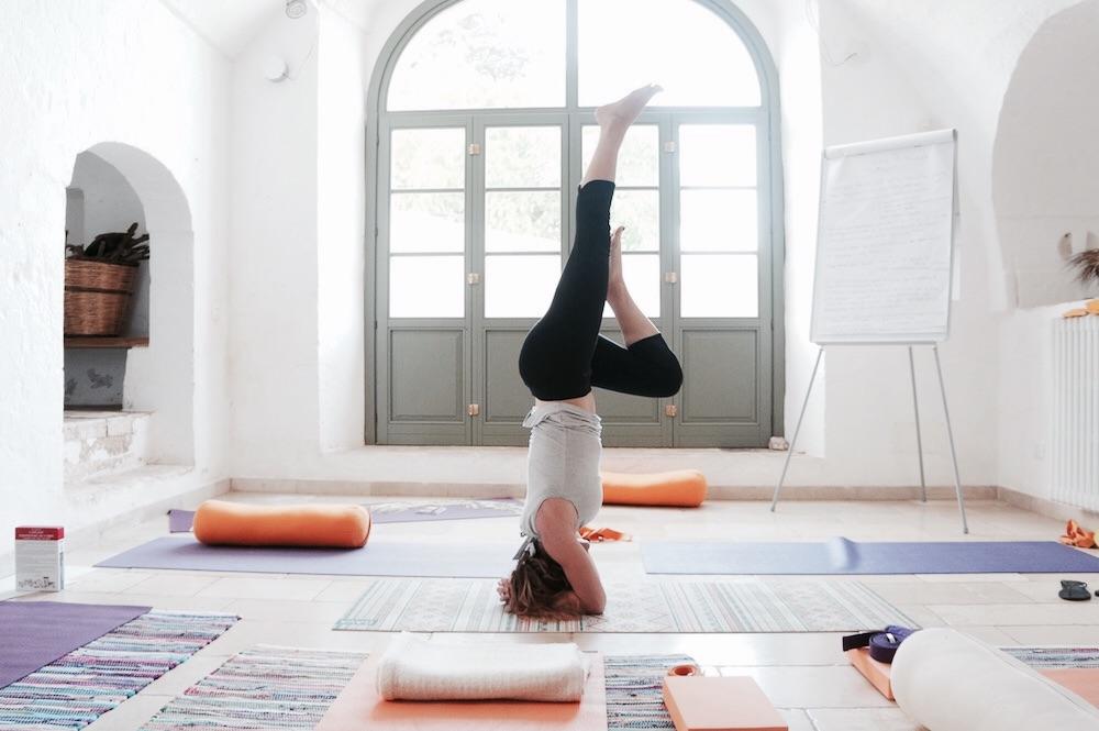 Retraite Yoga dans les Pouilles