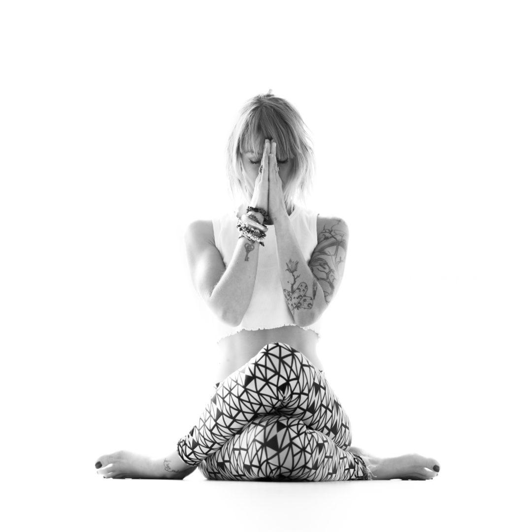 Yascha, ma prof de Yoga
